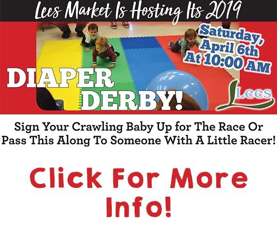Diaper Derby 2019!