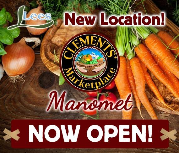 Manomet-NOW OPEN!