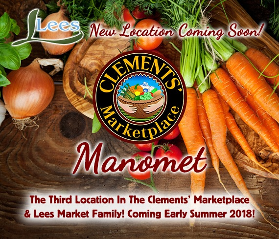 Clements' Marketplace Manomet - Coming Soon!